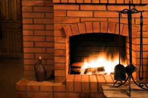 fireplace-brick-fire