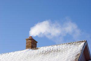 snowy-chimney