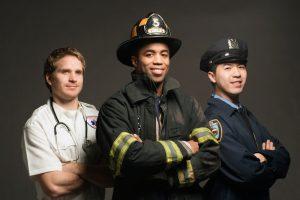 police-fireman-doctor